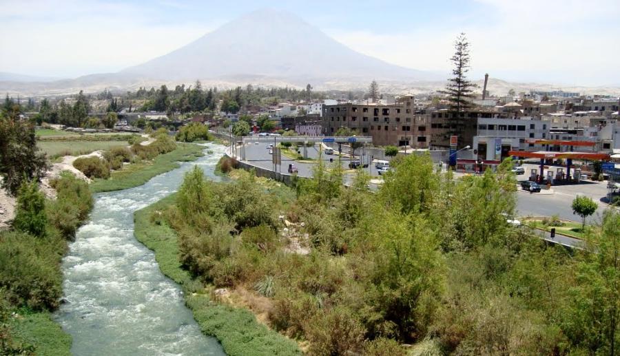 Todas las cosas que hacer en Arequipa y sus alrededores - Worldpackers - Río Chili en Perú