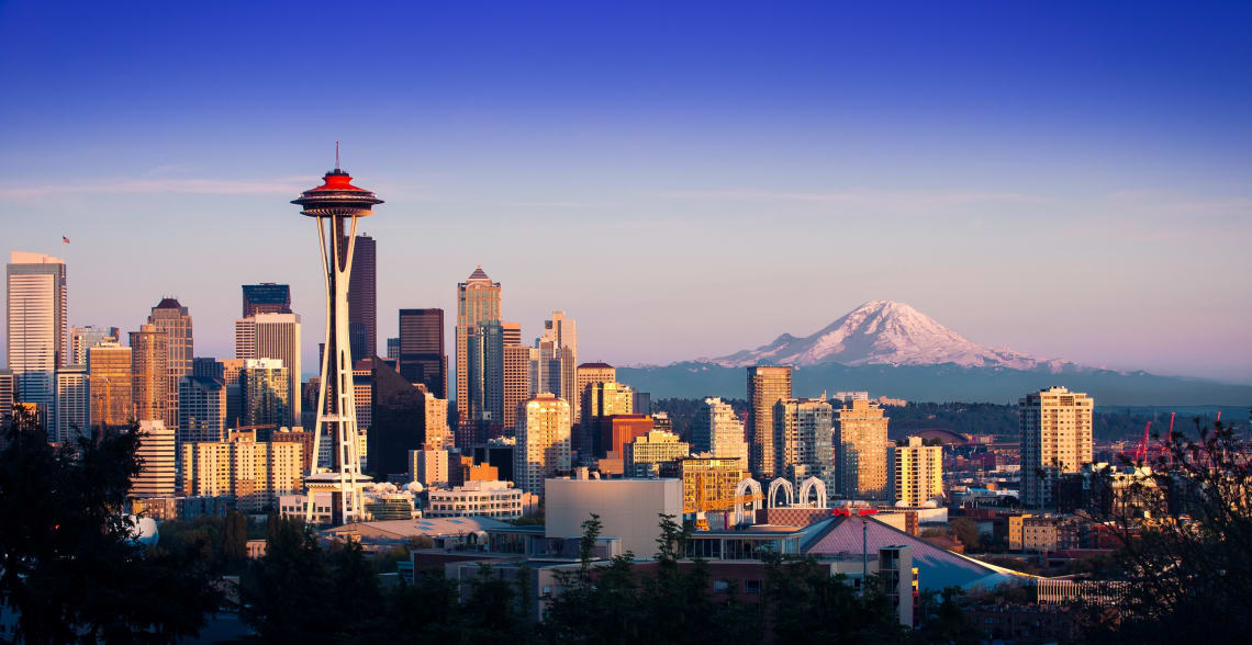 US City Guides: Seattle, Washington
