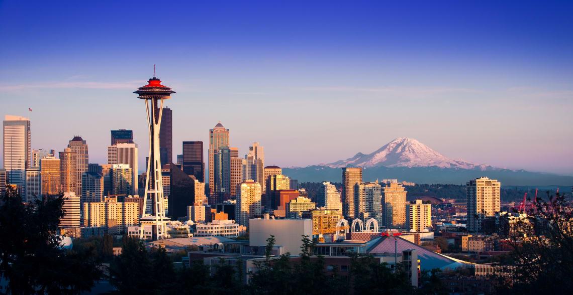 US City Guides: Seattle, Washington