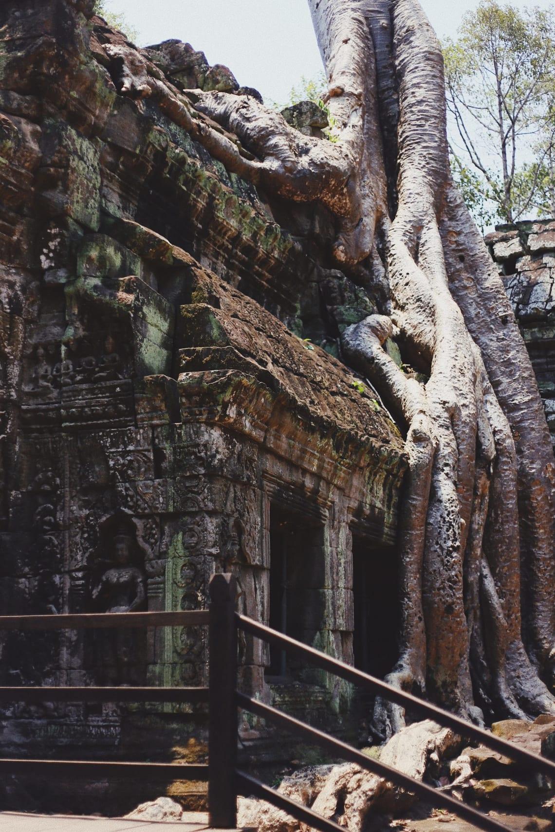 Visiting Angkor Wat, Cambodia