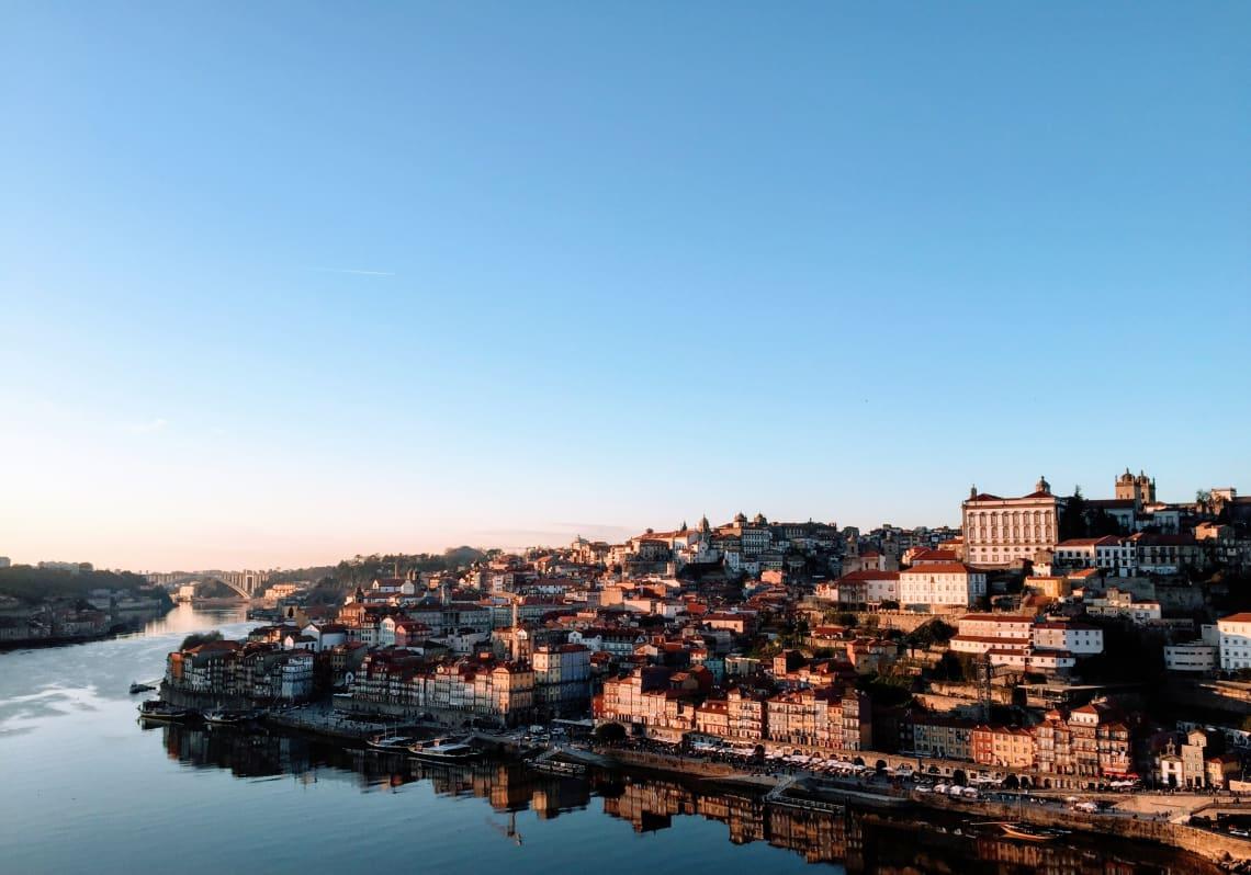 Cidades mais baratas da Europa para ser nômade digital: Porto, Portugal