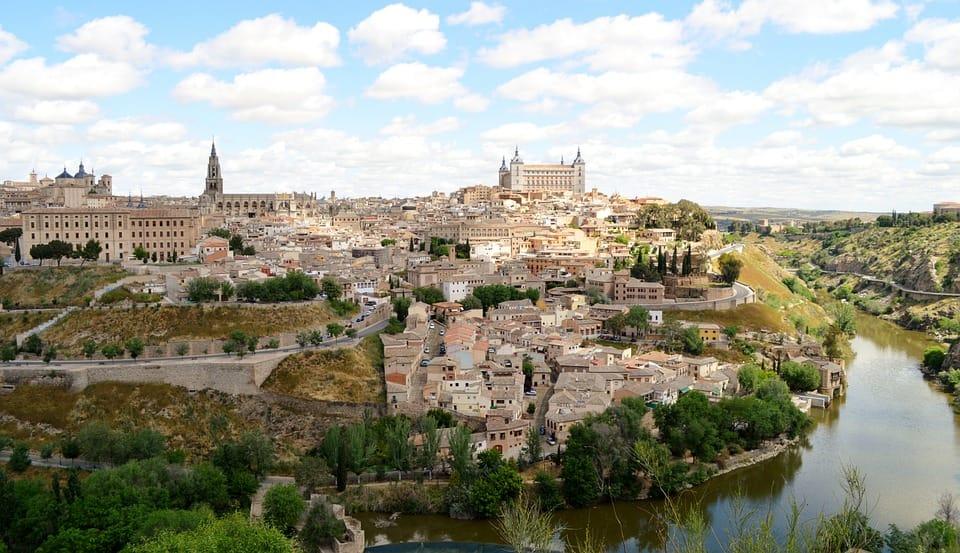 Cidades espanholas: Toledo, Espanha