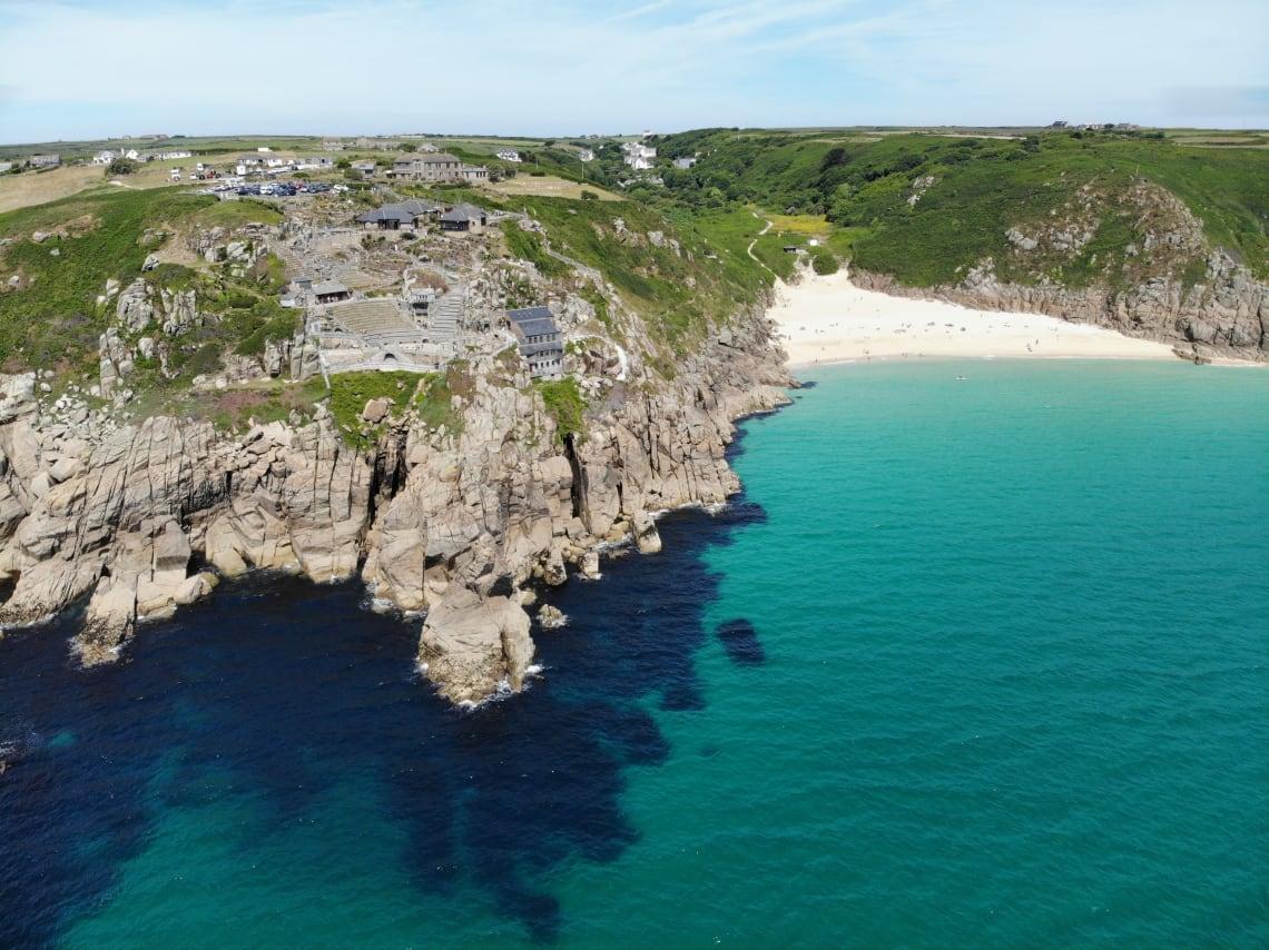 beach staycation uk