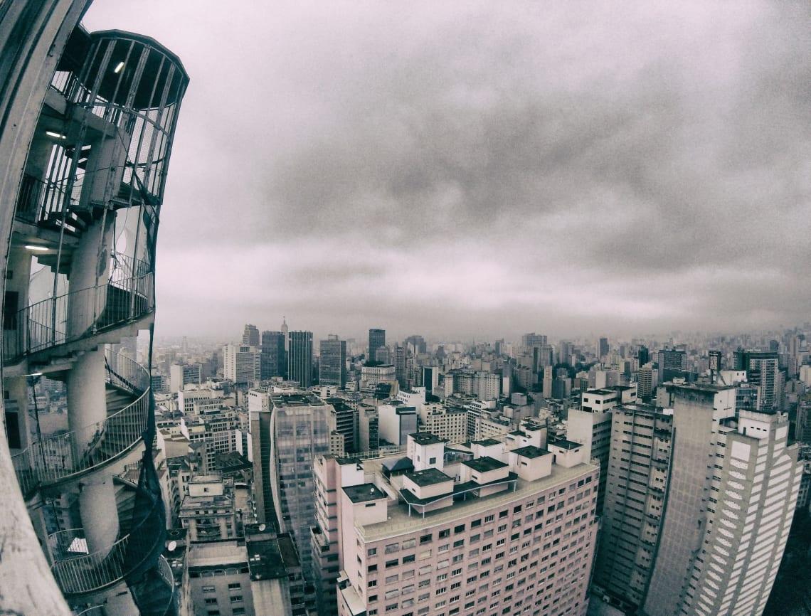 Things to do in Sao Paulo: Edificio Copan