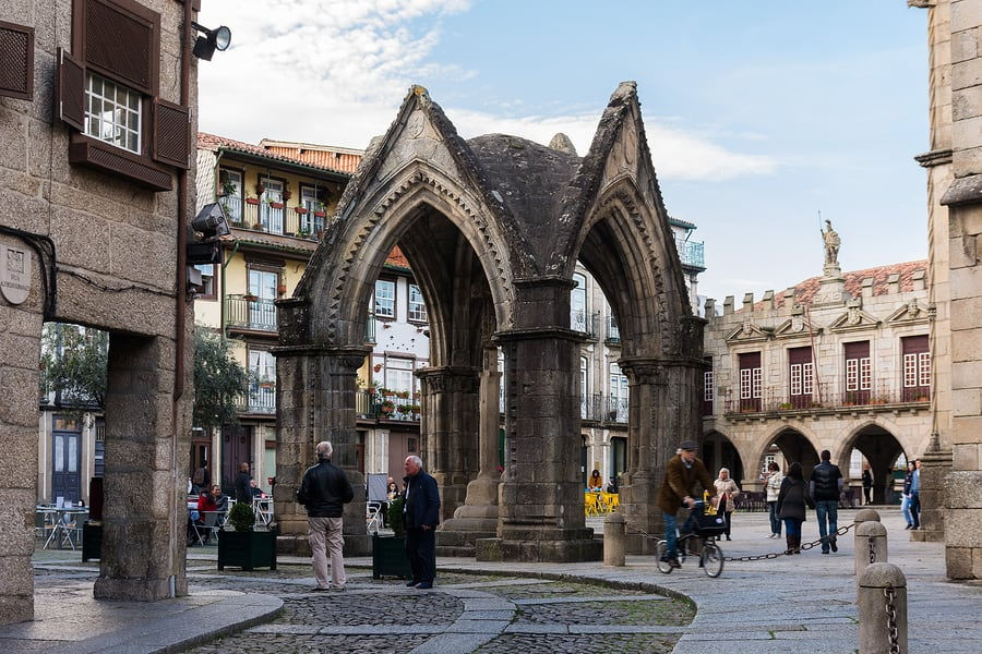 Cidades para conhecer em uma viagem para Porto: Guimarães