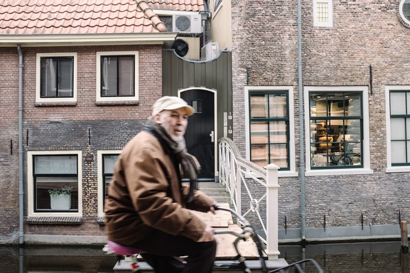 Cidades Holanda: Giethoorn