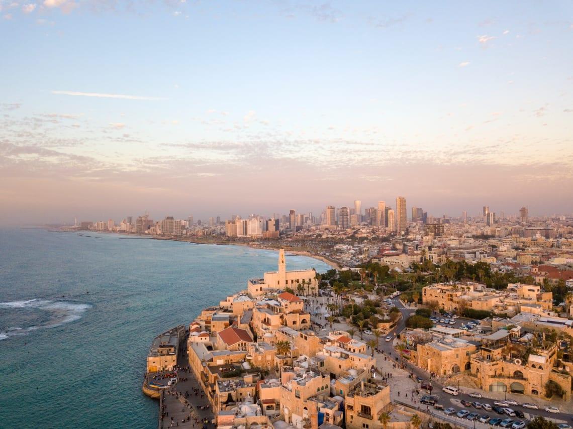 Inspirational cities: Tel Aviv, Israel