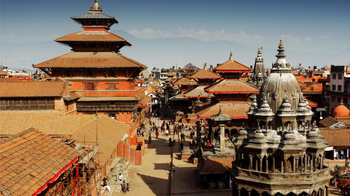 Mejores destinos para viajar solo y barato - Worldpackers - Katmandú Nepal