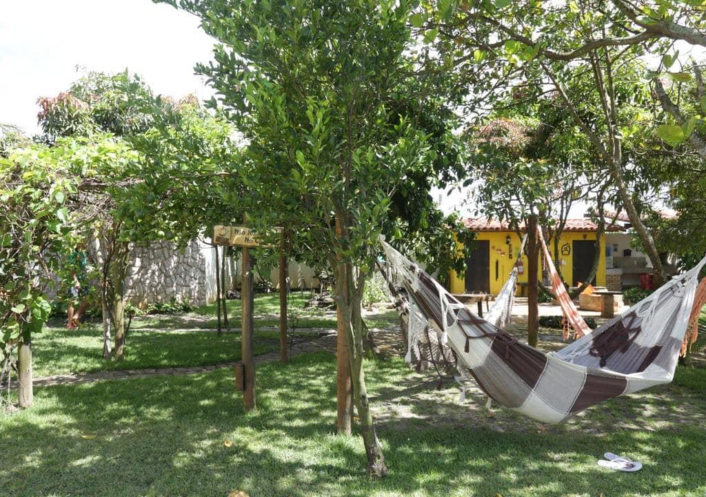 Los mejores anfitriones Worldpackers para voluntariar en el 2018 - Refugio Nómade hostel - Brasil