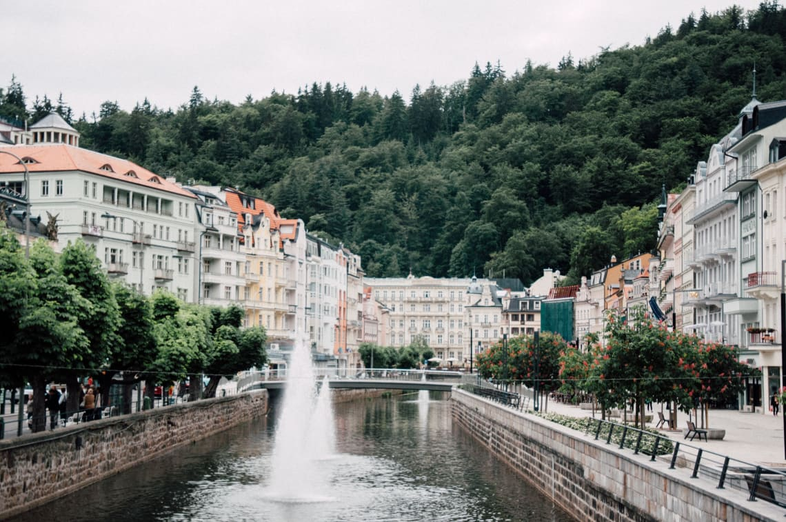 Most beautiful places in Czech Republic: Karlovy Vary