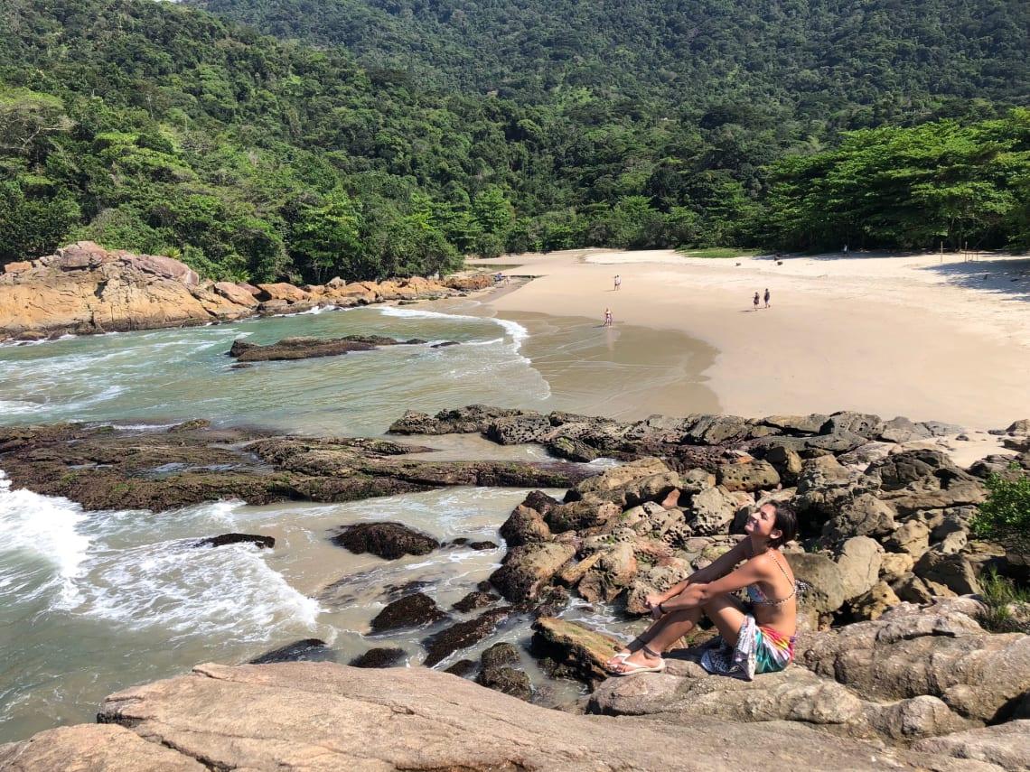 Viagem para Paraty: diversas praias lindas como opção para conhecer