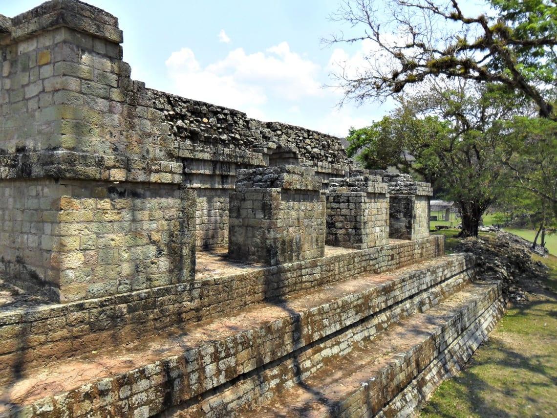 Sítios arqueológicos na América Latina: Honduras