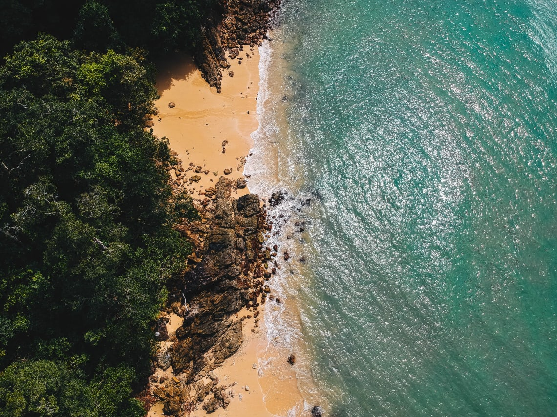 Best places to visit in Thailand: The Andaman Sea