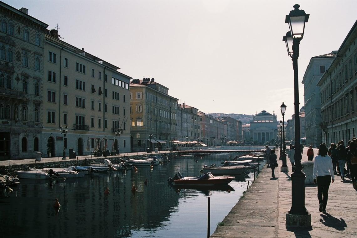 Italy destinations: Trieste,Friuli-Venezia Giulia