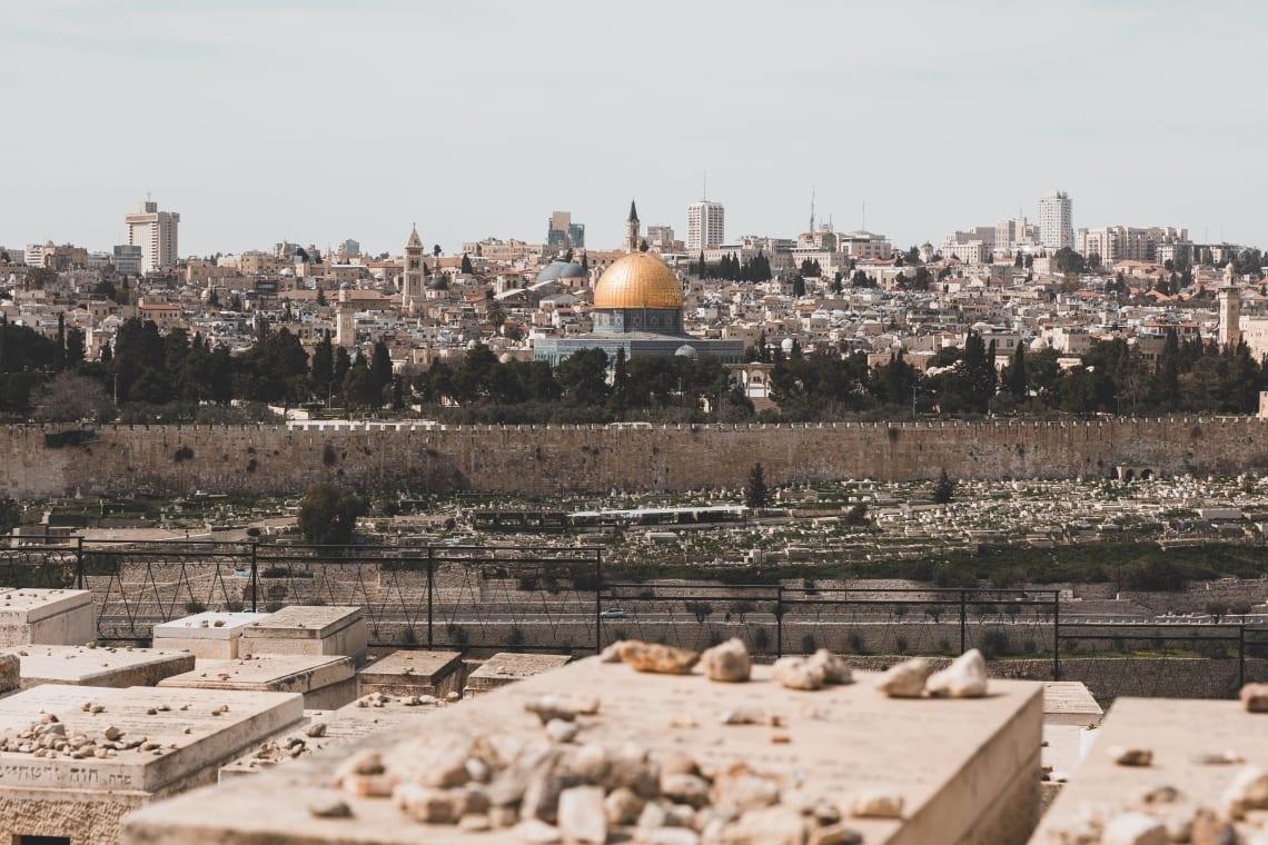 Inspirational cities: Jerusalem, Israel