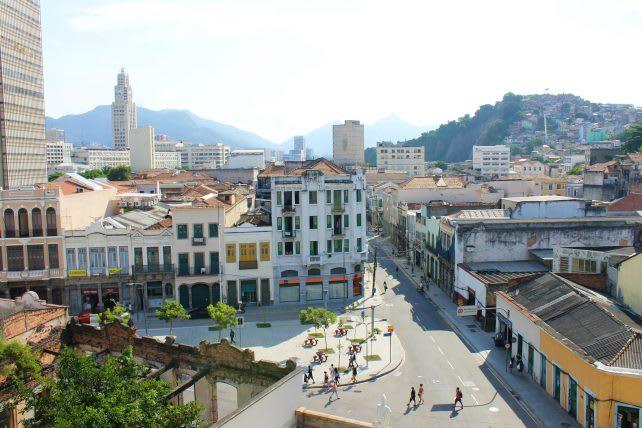 Passeios gratuitos no Rio de Janeiro: conhecer o centro da cidade