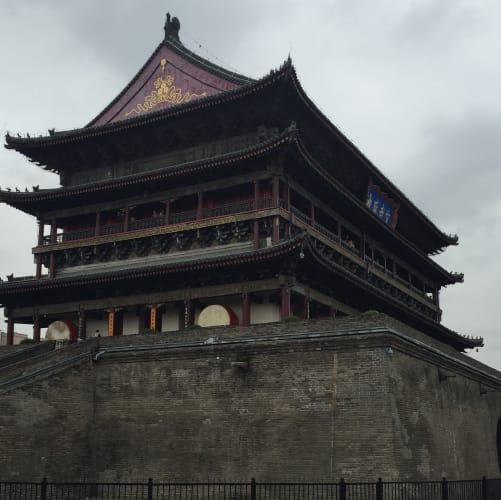 Diez lugares que no debes perderte en tu viaje por China - Worldpackers (1) - Torre del tambor
