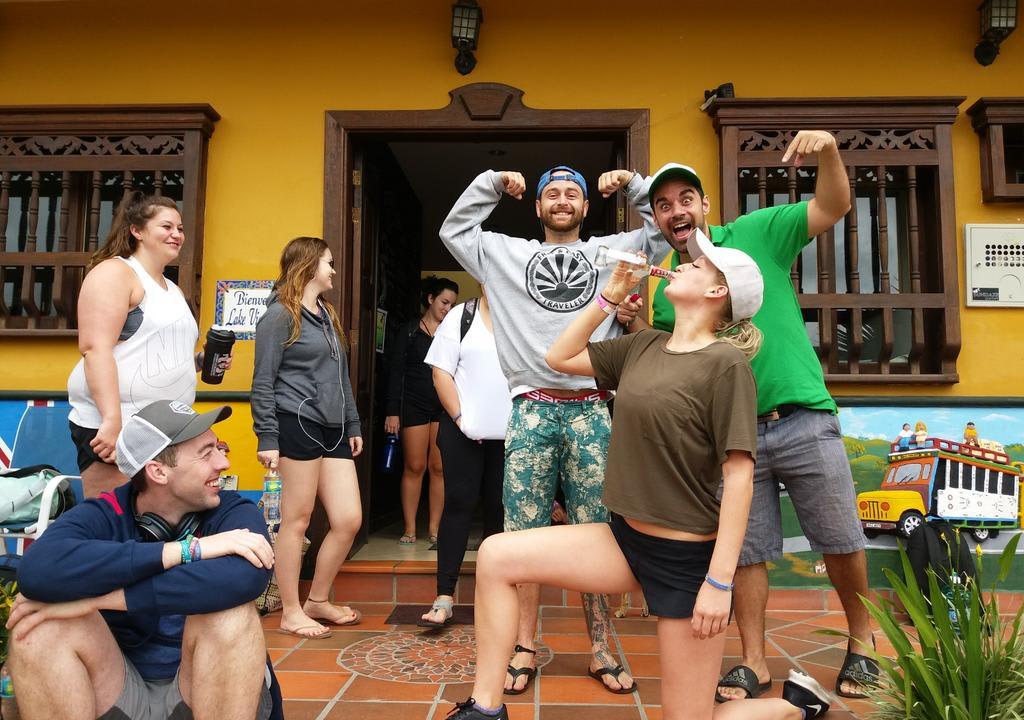 Los mejores anfitriones Worldpackers para voluntariar en el 2018 - Lake View Peñol - Guatape colombia