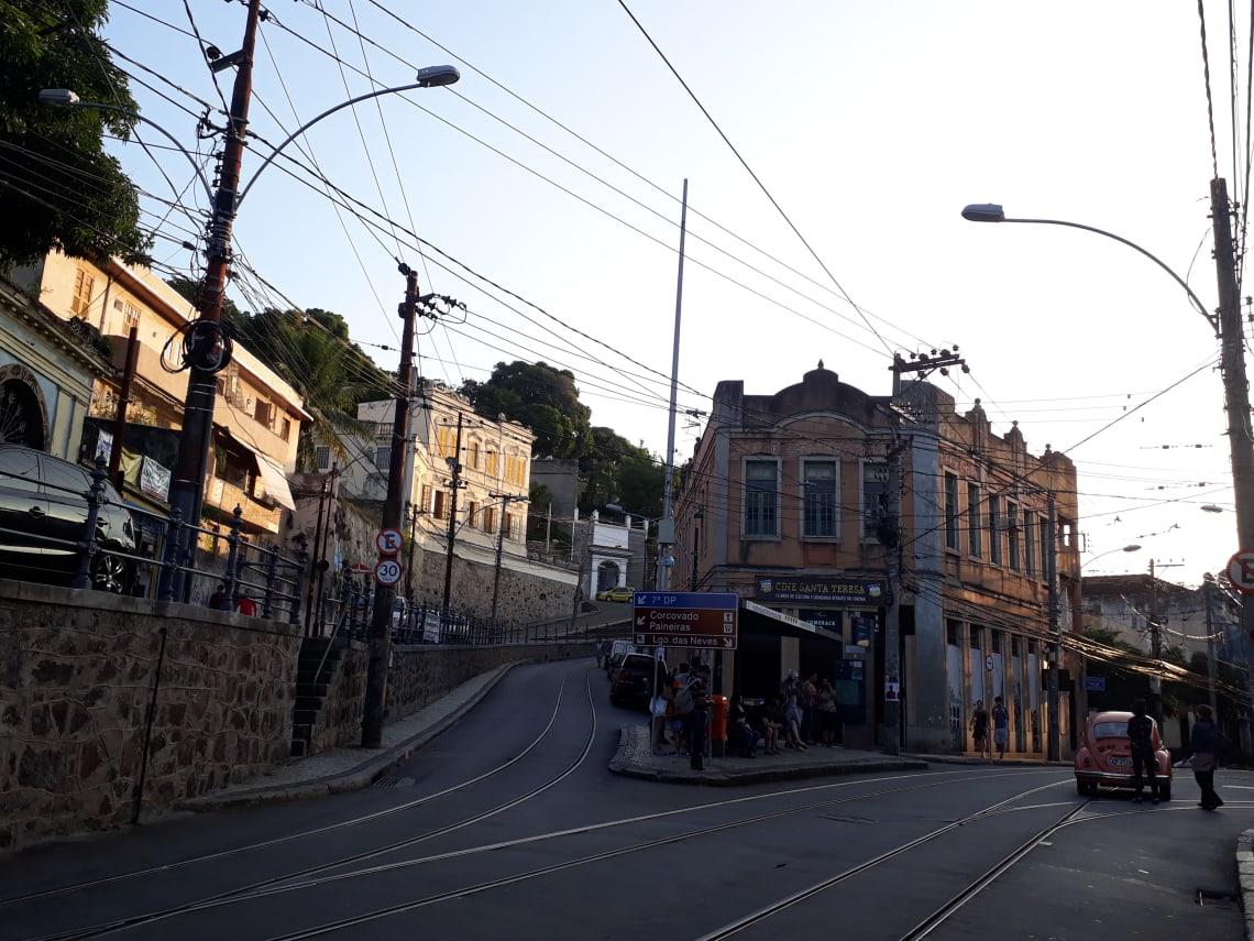 Passeios gratuitos no Rio de Janeiro: passear por Santa Teresa