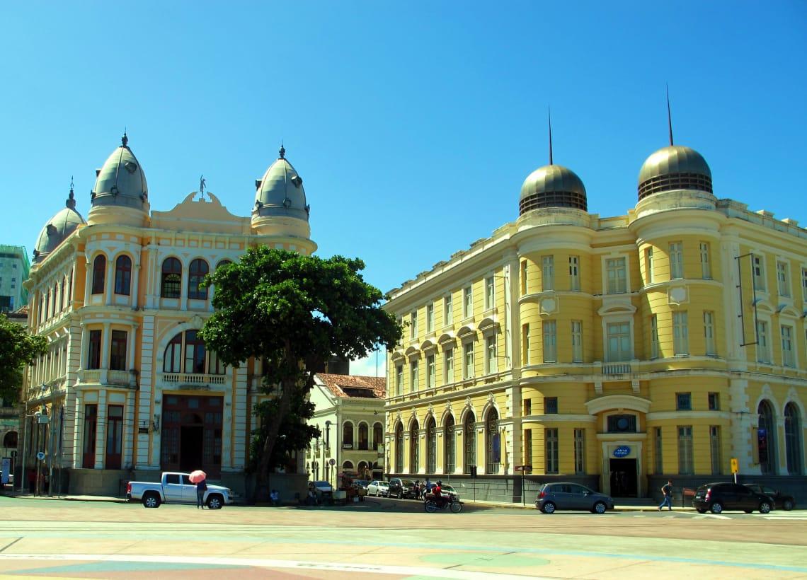 Passeios no Recife: Recife Antigo