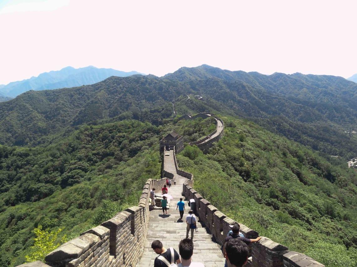 Viagem para a China: Muralha da China