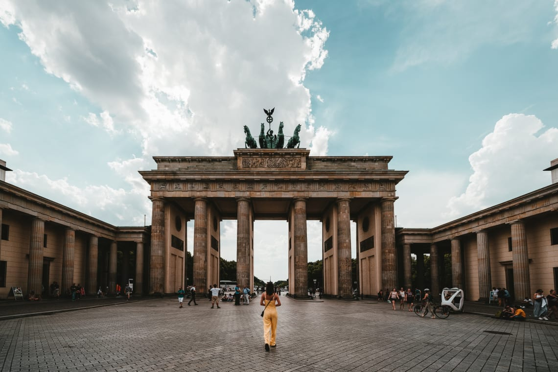 Things to do in Berlin: Brandenburg Gate