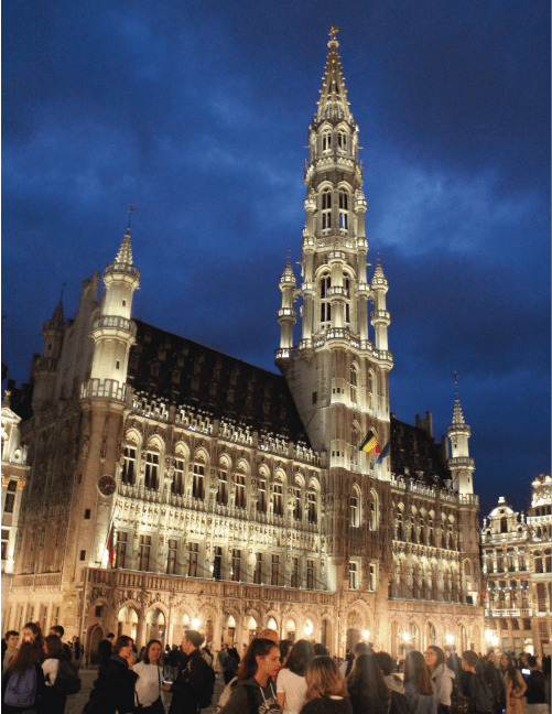 Guía para visitar Bruselas, Bélgica - worlpackers - grand place bruselas