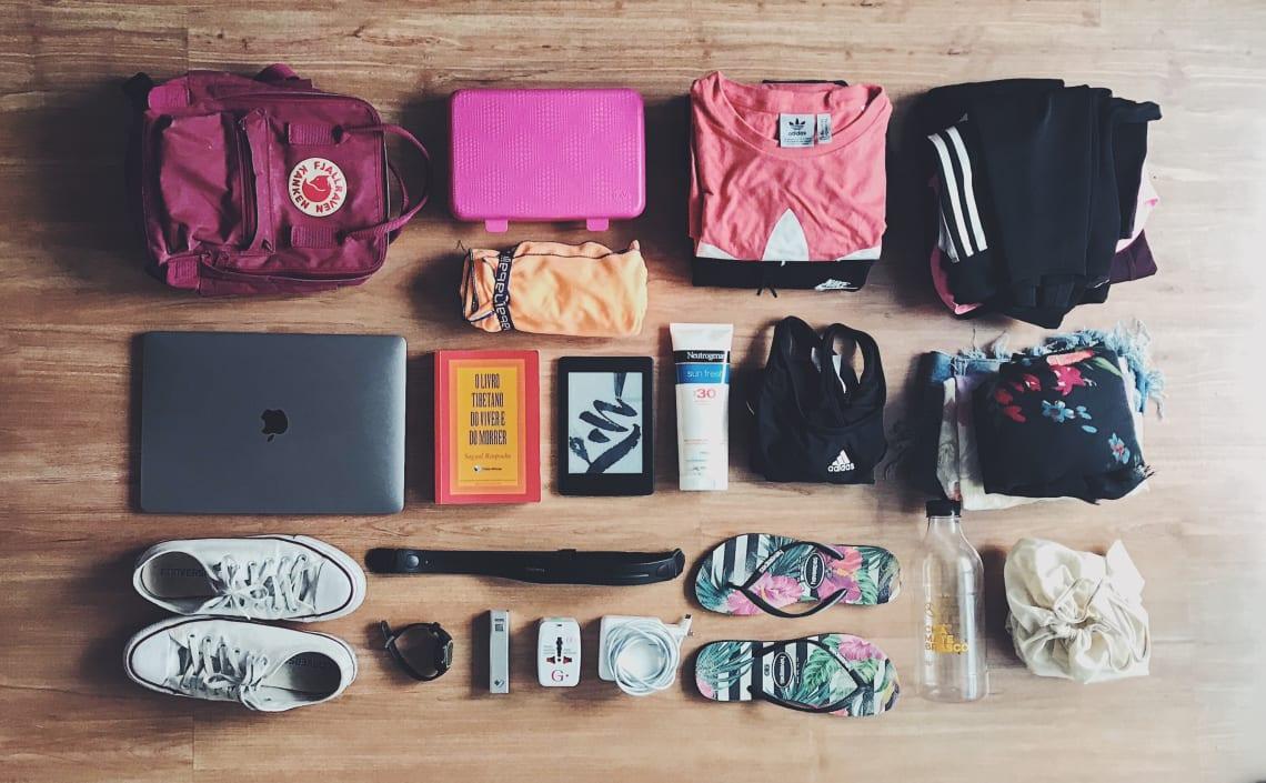 Confira dicas de um checklist de viagem