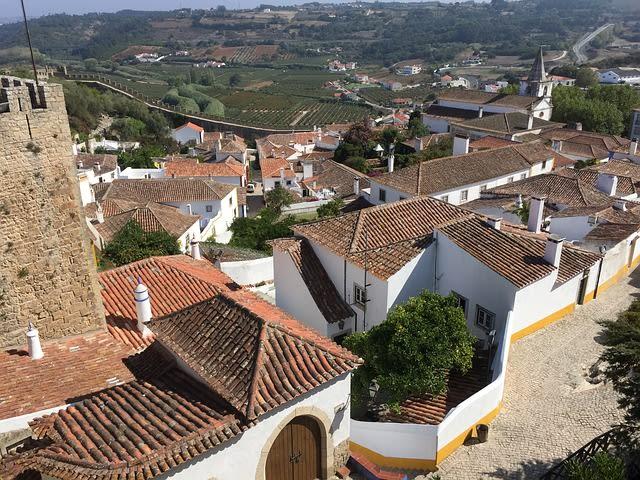 Cidades para conhecer em uma viagem para Lisboa: Óbidos