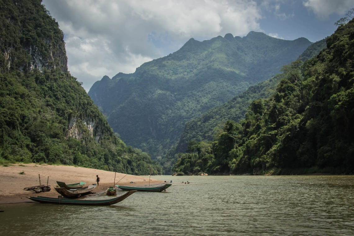 Places to travel in your 20's on a budget: Laos