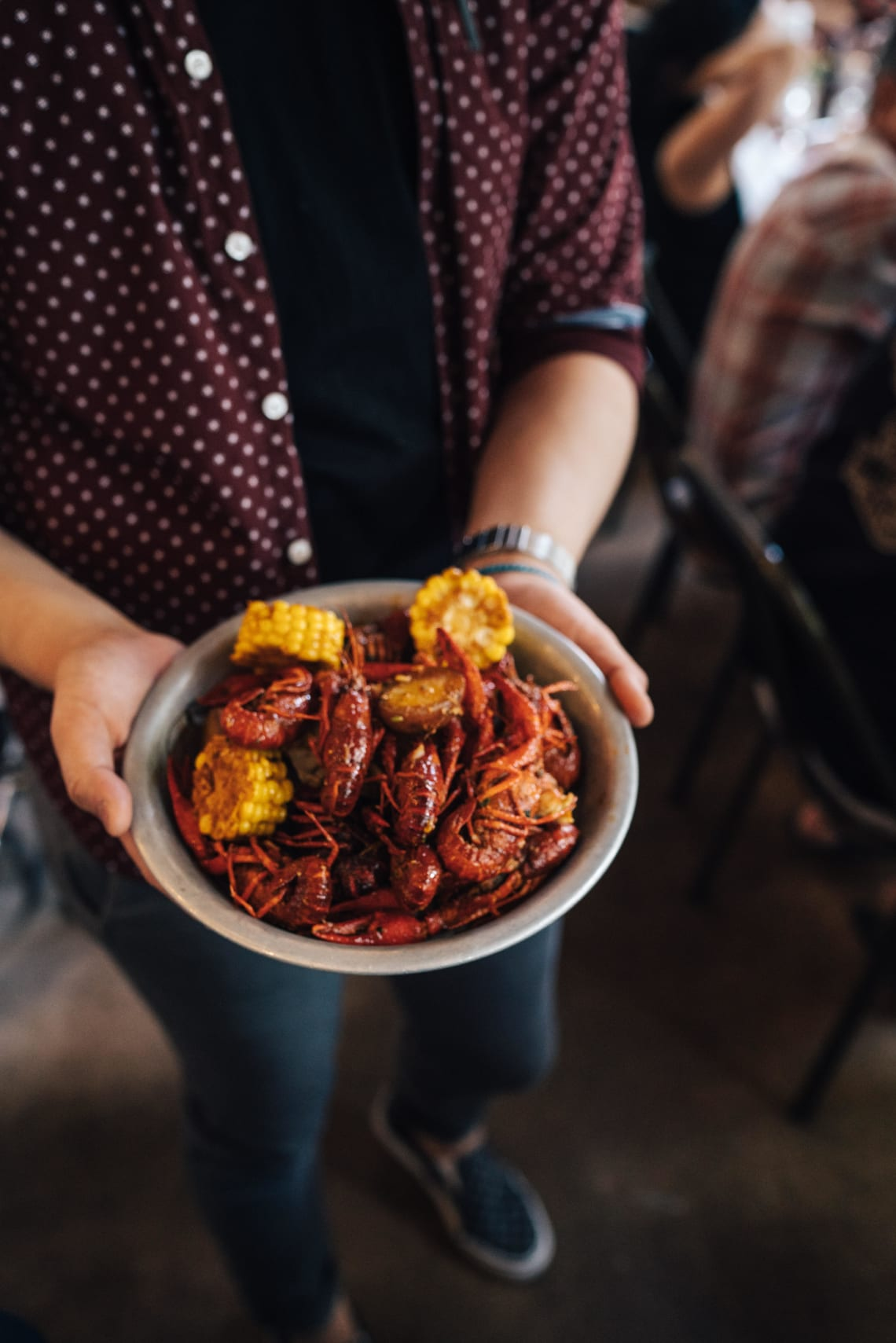 Best things to do in New Orleans: try cajun and creole food