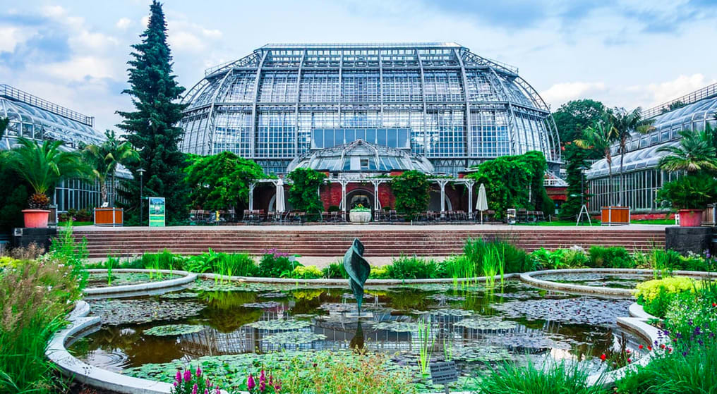 Things to do in Berlin: Botanic Garden