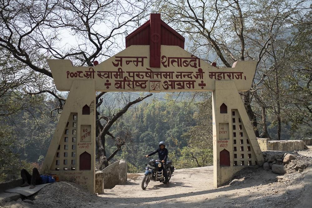 17 días haciendo un voluntariado en India, en la capital mundial del yoga: Rishikesh - Worldpackers - viajero en moto en India, Rishikesh