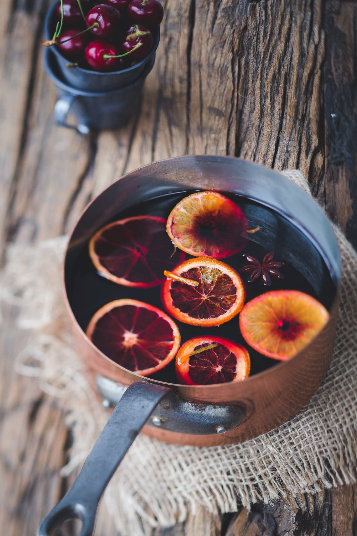 Hot mulled wine at the best Christmas markets in Germany