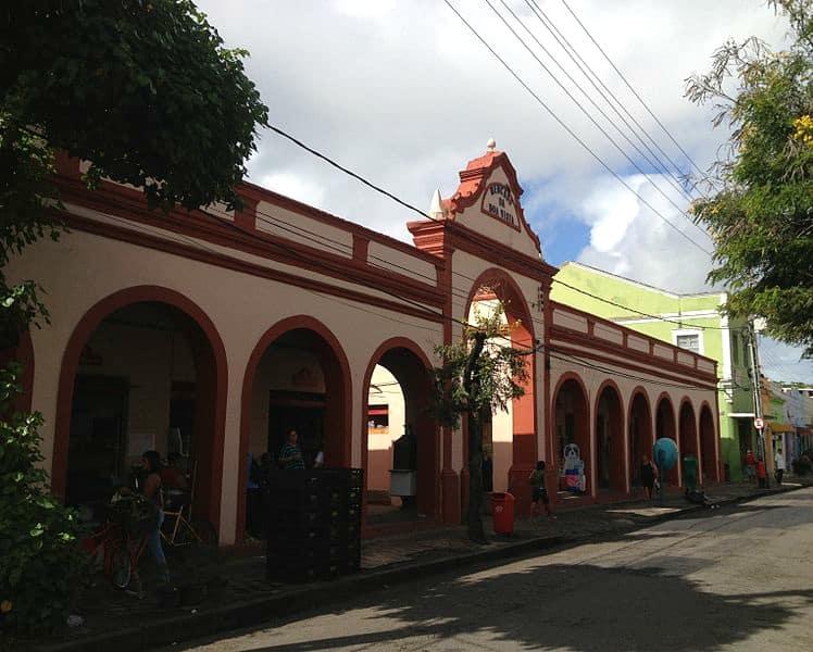 Passeios no Recife: Mercado Boa Vista