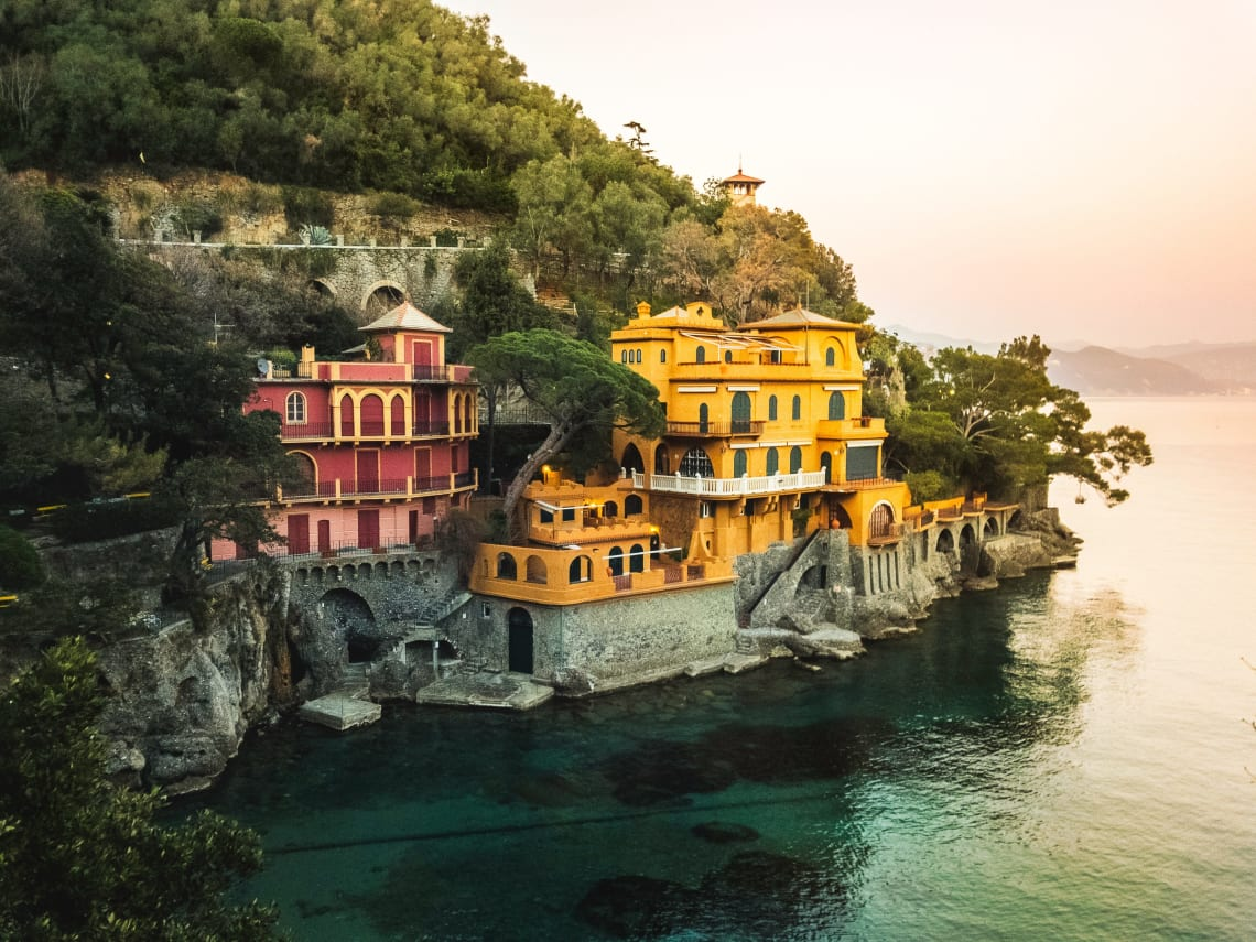 Italy travel: Liguria