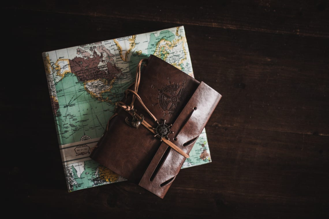 How to plan a trip: documentation and keeping track of everything