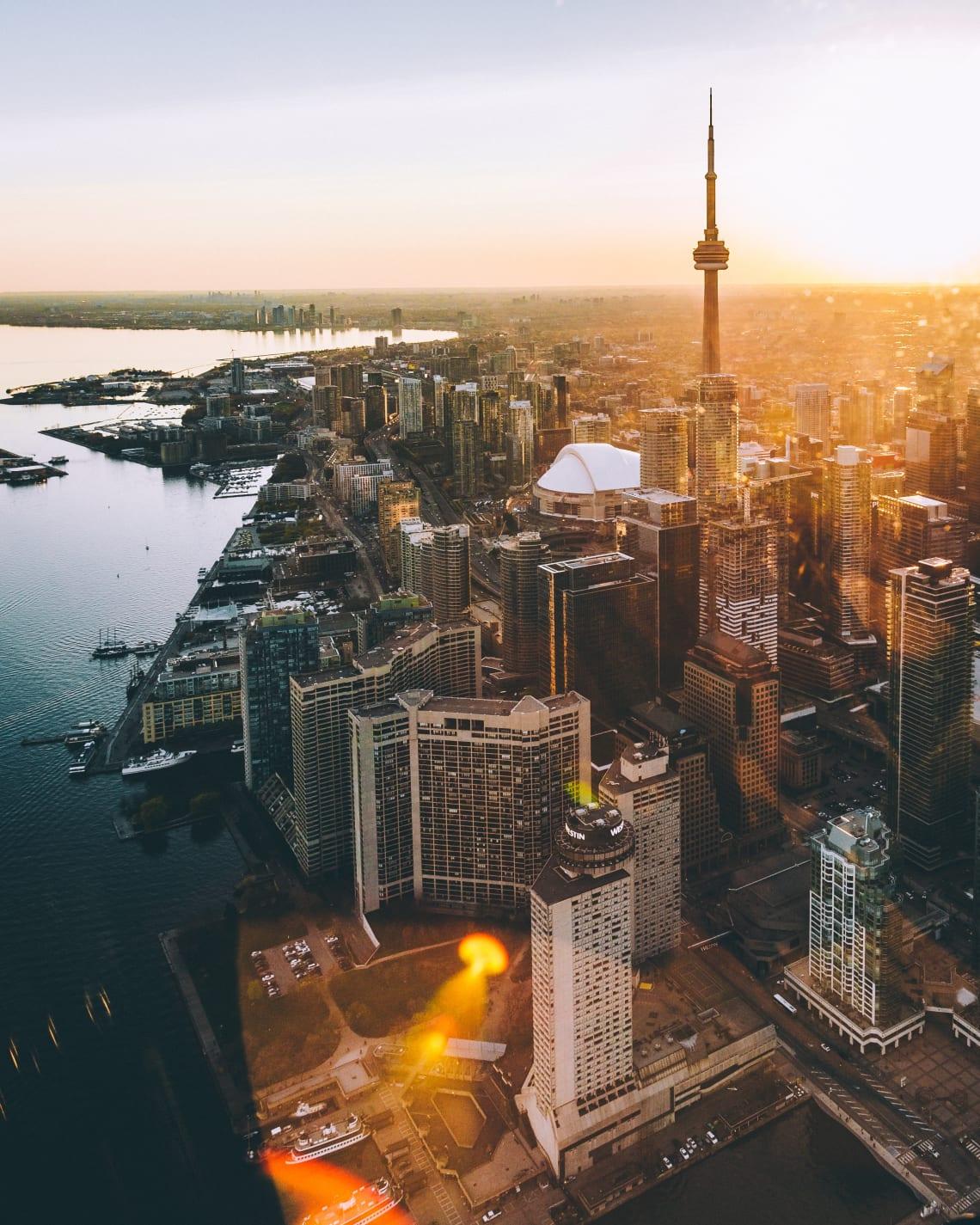 Toronto é uma cidade no Canadá para quem gosta mais do clima cosmopolita