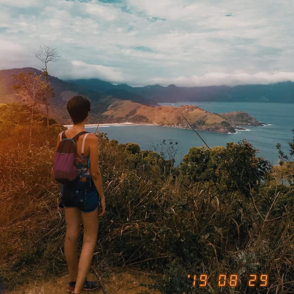 viajando sozinha trilhas