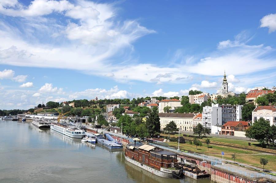 Cidades mais baratas da Europa para ser nômade digital: Belgrade, Sérvia