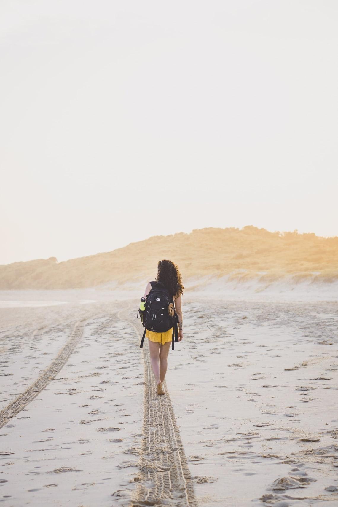 Solo female traveler, Australia