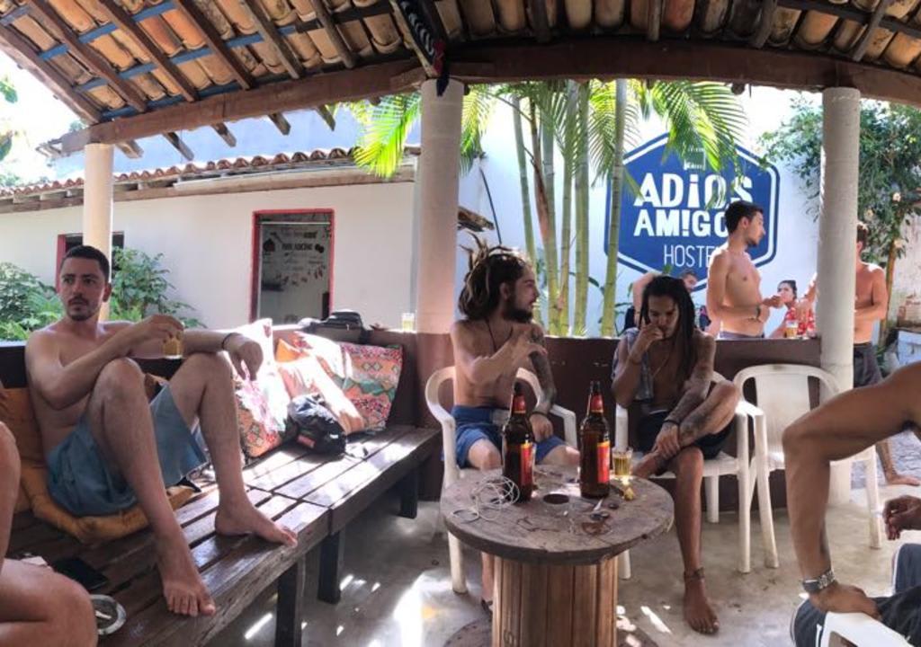 Adios Amigos Hostel - Arraial d'Ajuda, Brasil