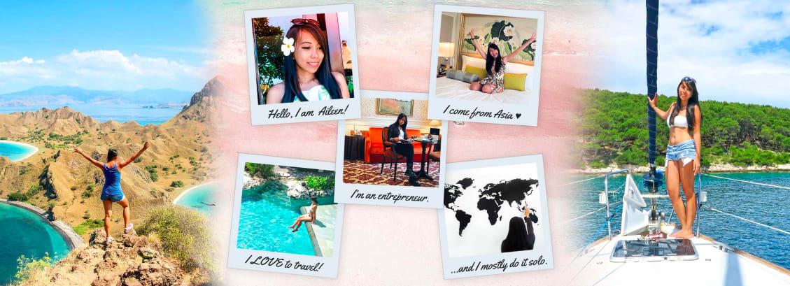 Best digital nomad blogs - I am Aileen