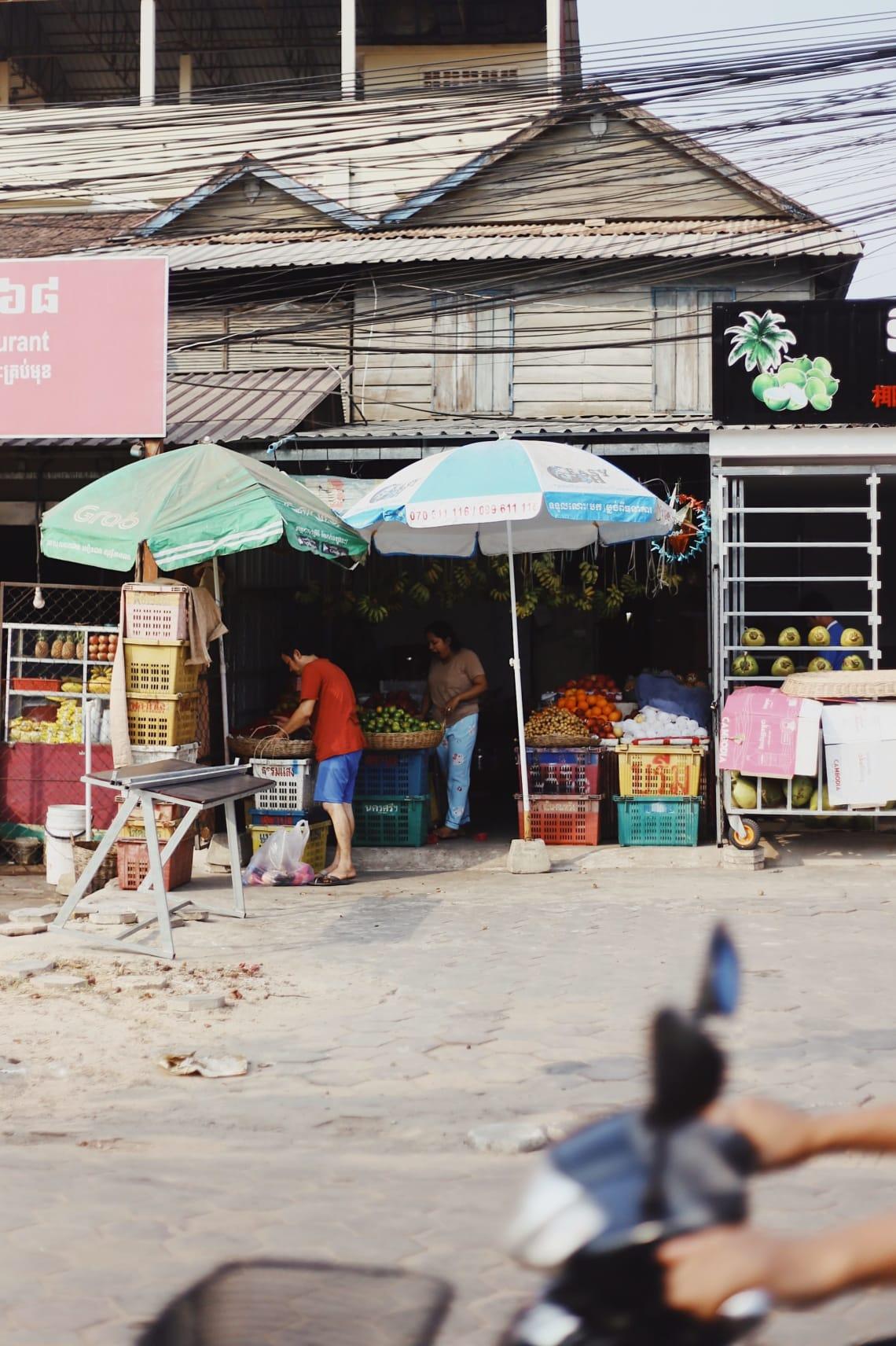 Volunteering in Siem Reap, Cambodia