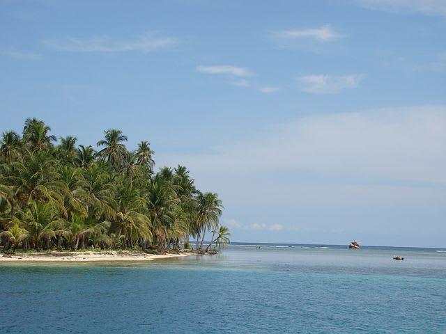 Ruta para recorrer Centroamérica como mochilero - Worldpackers - islas san blas en panamá