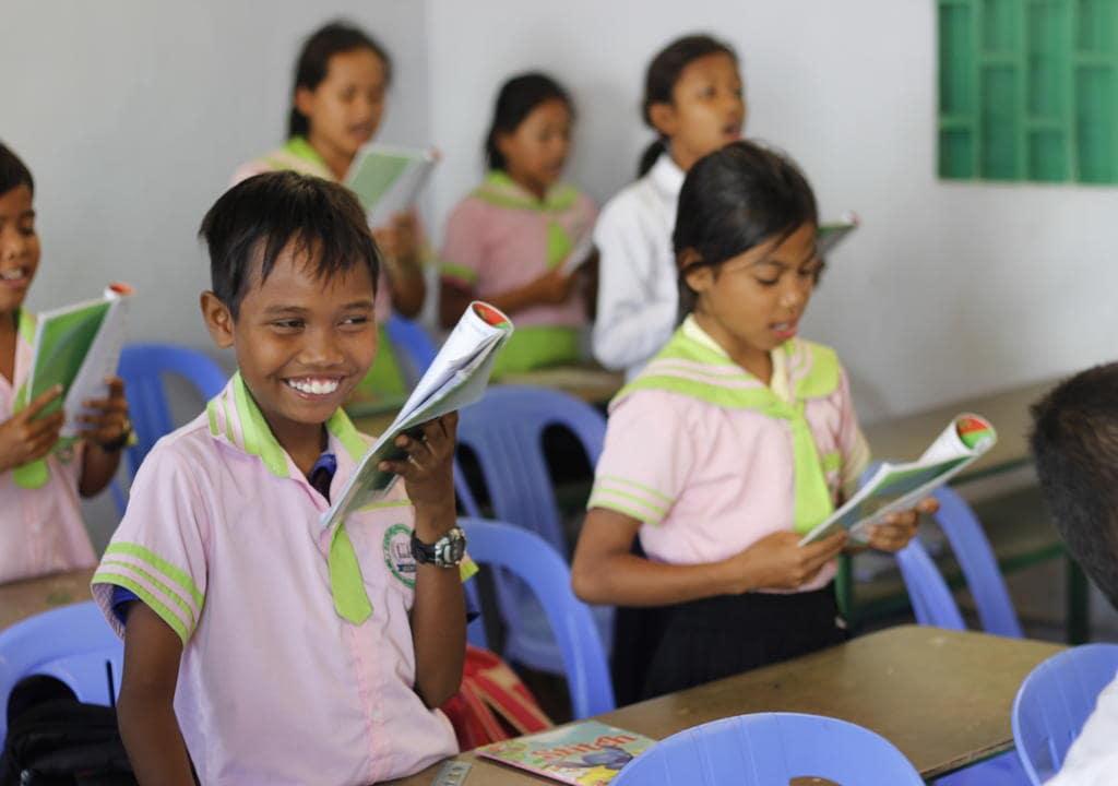 Human-Resource Development & Language Foundation, Cambodia