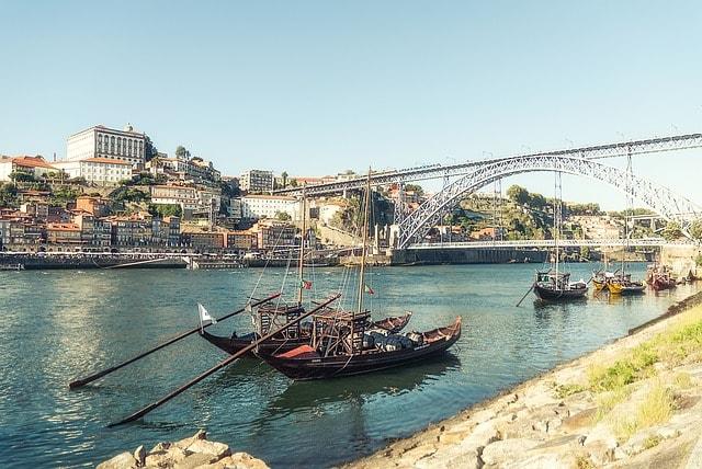Rio Douro, Porto, Portugal