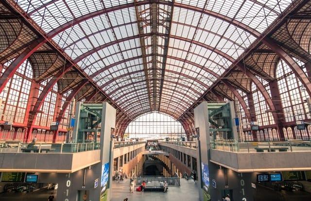 Estação Central da Antuérpia