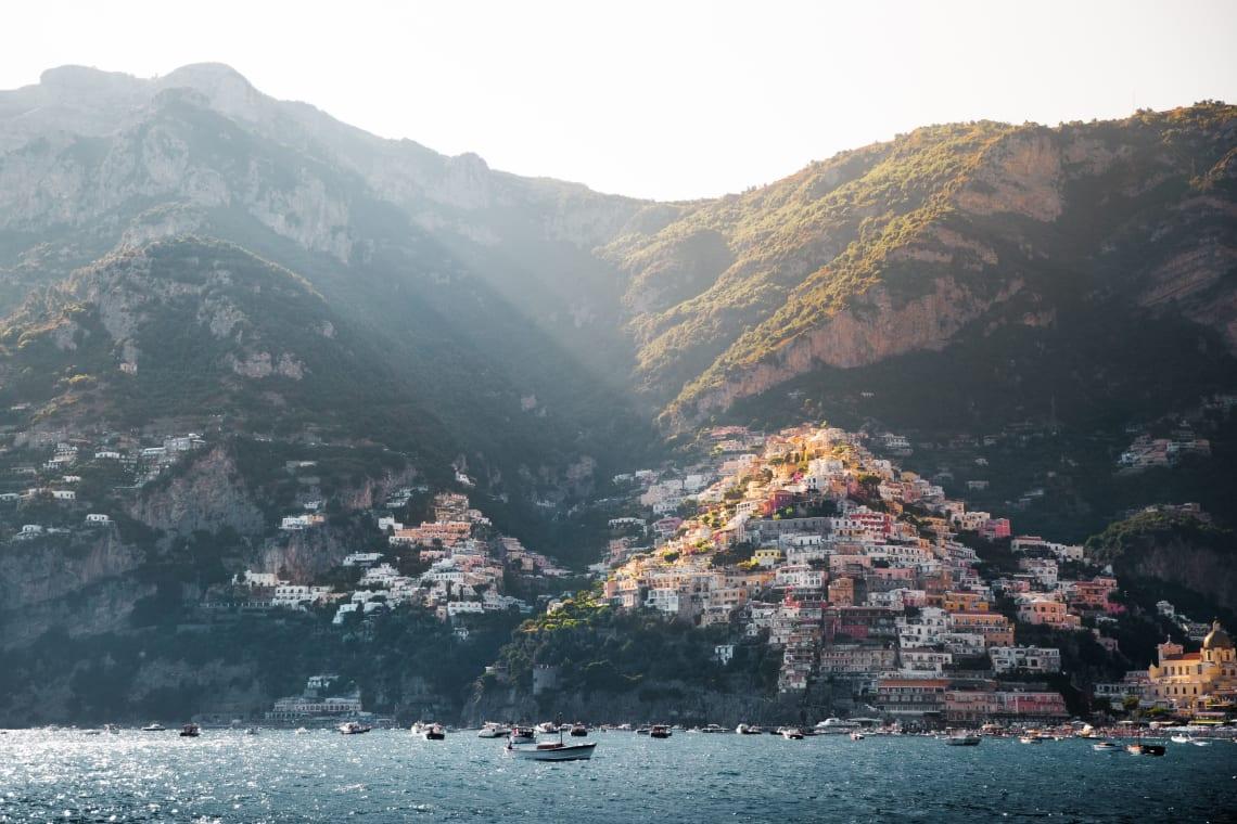 Italy travel spotlight: Positano, Amalfi Coast, Campania