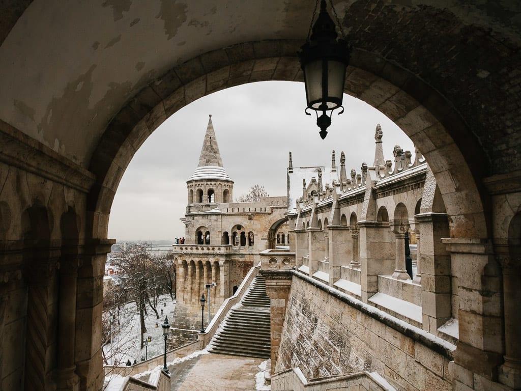 Mejores destinos para viajar solo y barato - Worldpackers - Budapest Hungría